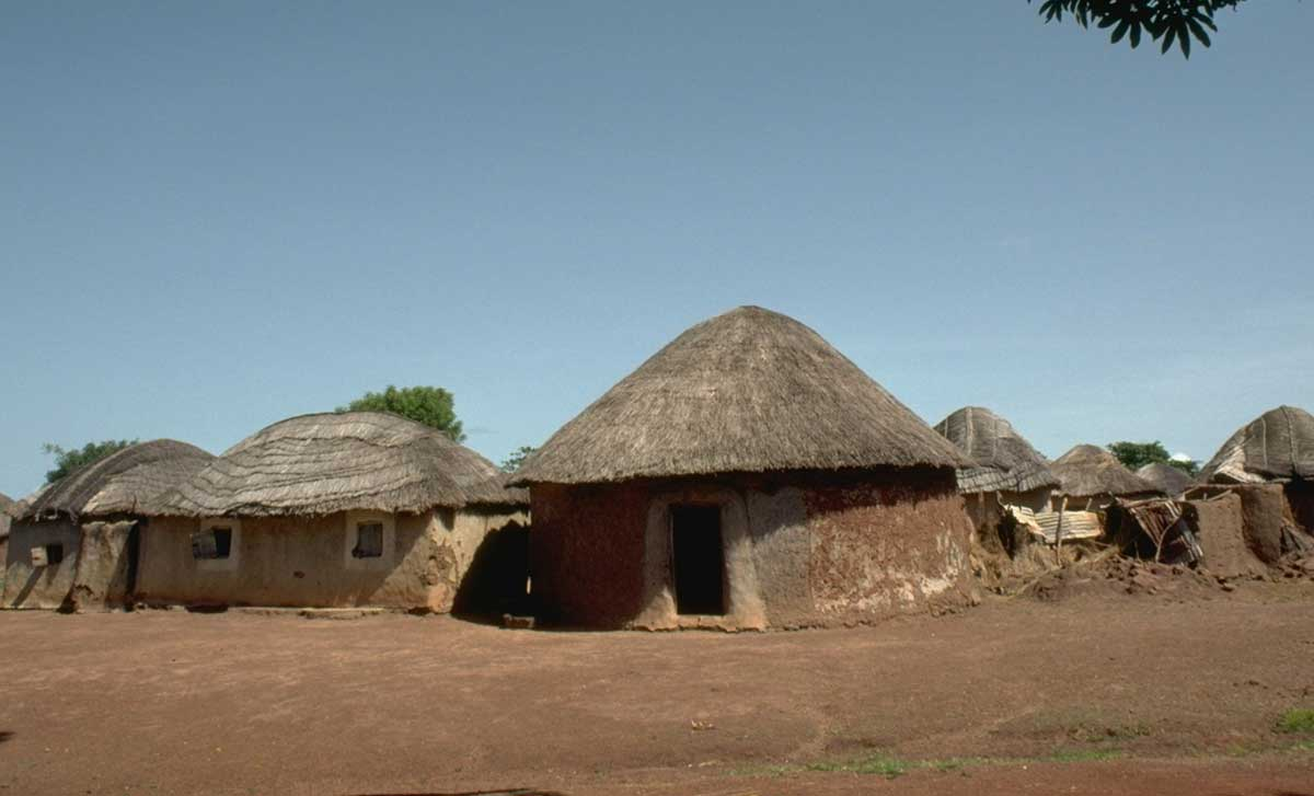 african-mud-huts